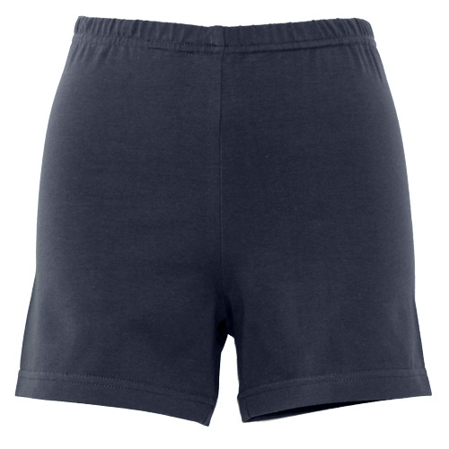 Navy Blue School Bike Shorts
