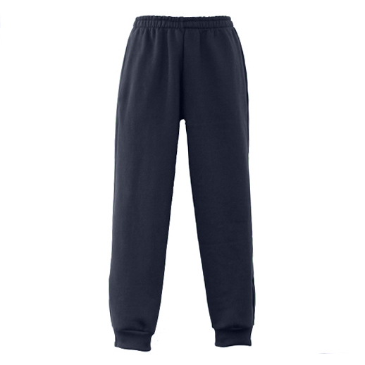 7b7d0fe7f29 Navy Blue School Track Pants