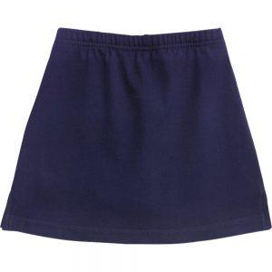 Navy Blue School Skirts